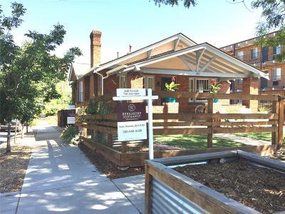 Denver Multi Family Home Active: 803 East Ellsworth Avenue