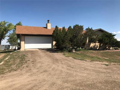 Brighton Single Family Home Under Contract: 2044 County Road 17