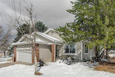 Highlands Ranch Single Family Home Active: 16 Canongate Lane