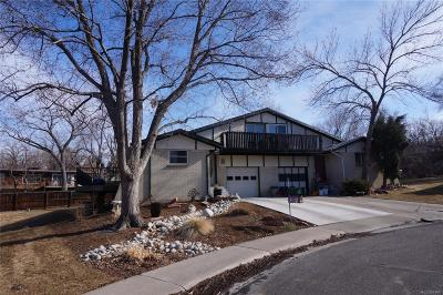 Wheat Ridge Condo/Townhouse Active: 3552 Holland Court