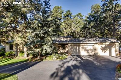 Monument Single Family Home Active: 19320 Glen Hollow Circle