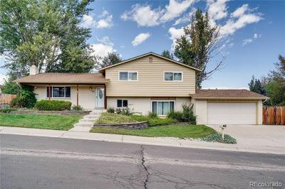 Lakewood Single Family Home Active: 11189 West Oregon Drive