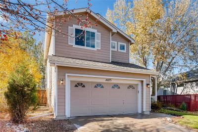 Highlands Ranch Single Family Home Under Contract: 10273 Spotted Owl Place