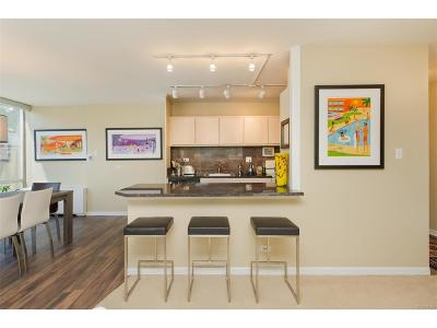 Condo/Townhouse Active: 3100 East Cherry Creek South Drive #104