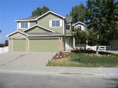 Centennial Single Family Home Under Contract: 6395 South Jericho Way