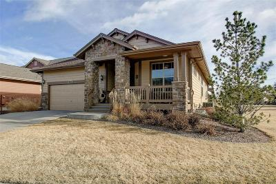 Parker CO Single Family Home Active: $469,900