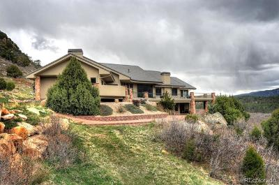 Larkspur CO Single Family Home Active: $1,500,000