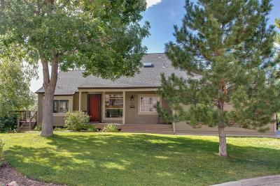 Castle Pines CO Single Family Home Under Contract: $599,000