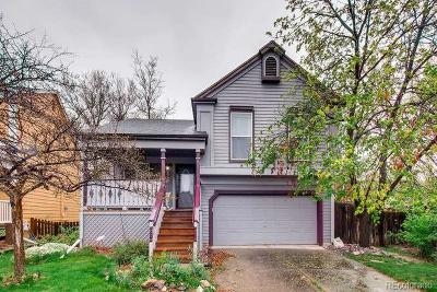Broomfield Single Family Home Under Contract: 258 Greenway Circle