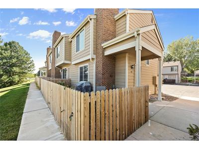 Highlands Ranch Condo/Townhouse Under Contract: 951 Summer Drive