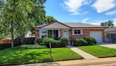 Northglenn Single Family Home Active: 1320 Coring Place
