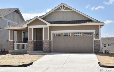 Castle Rock CO Single Family Home Active: $530,000