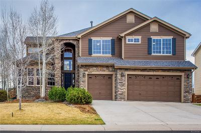 Parker Single Family Home Active: 5477 Spur Cross Trail
