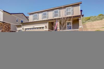 Castle Rock Single Family Home Active: 2389 McCracken Lane