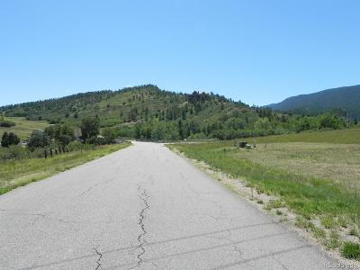 Larkspur CO Residential Lots & Land Active: $29,950