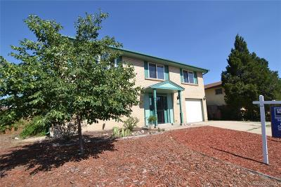 Denver Single Family Home Under Contract: 5122 Tucson Way