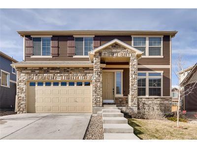 Aurora Single Family Home Active: 4747 South Buchanan Street