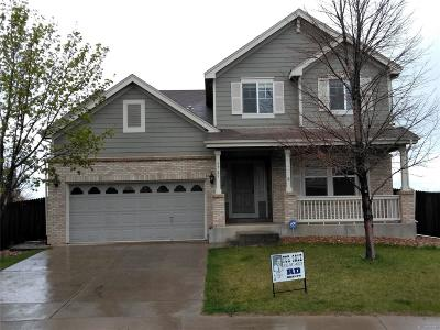 Frederick Single Family Home Under Contract: 5725 Hickory Circle