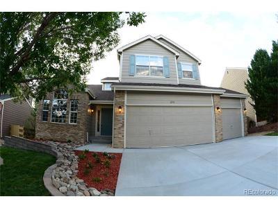 Superior Single Family Home Active: 2910 North Torreys Peak Drive