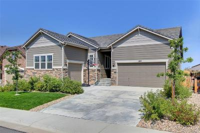 Parker Single Family Home Active: 14110 Sierra Ridge Circle