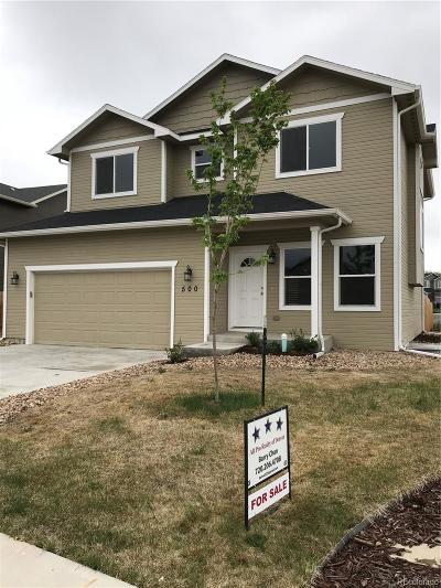 Frederick Single Family Home Active: 500 Evan Court