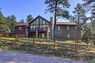 Conifer, Evergreen Single Family Home Active: 4210 Aspen Lane