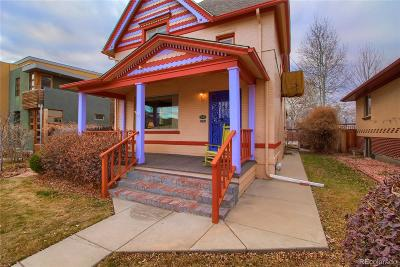 Denver Single Family Home Active: 2237 Meade Street
