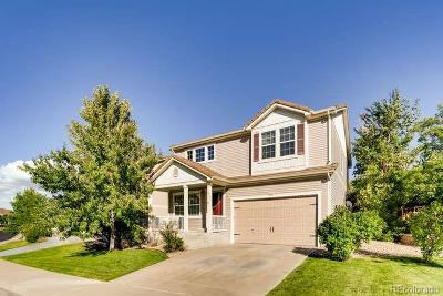 Castle Rock Single Family Home Active: 2328 Candleglow Street