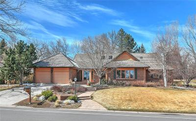 Littleton Single Family Home Under Contract: 11 Middlefield Road