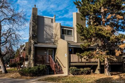 Denver Condo/Townhouse Under Contract: 5300 East Cherry Creek South Drive #926