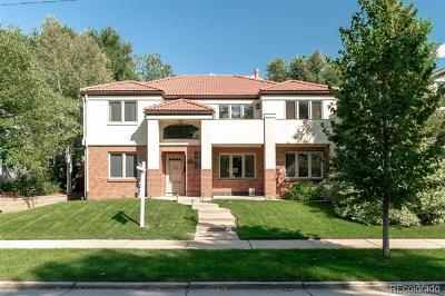 Single Family Home Active: 1010 South Race Street