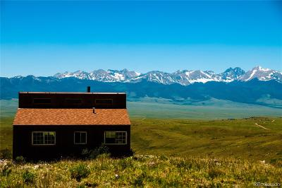 Westcliffe Single Family Home Active: 2163 Commanche Trail
