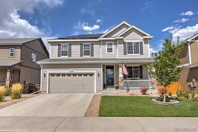 Castle Rock Single Family Home Active: 7578 Grady Circle