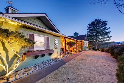 Sedalia Single Family Home Under Contract: 3860 Bear Canyon Circle