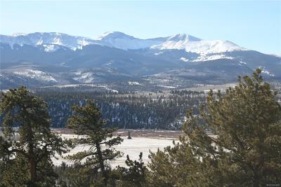 Park County Residential Lots & Land Active: Co Road 5 Road