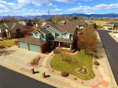 Arvada Single Family Home Under Contract: 8241 Xenon Court