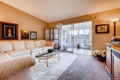 Denver Condo/Townhouse Active: 635 South Alton Way #12D
