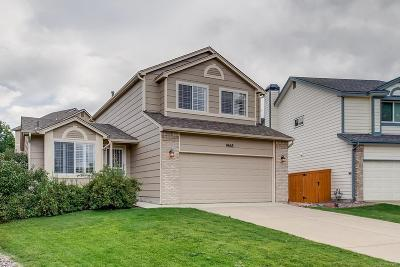 Highlands Ranch Single Family Home Active: 9668 Lameria Drive