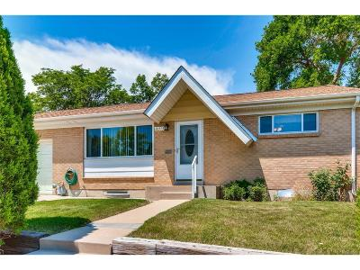 Northglenn Single Family Home Under Contract: 10513 Carlile Street