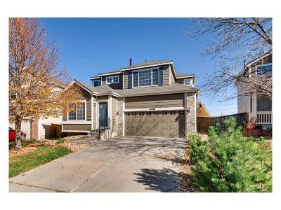 Highlands Ranch Single Family Home Under Contract: 10488 Ketchwood Court