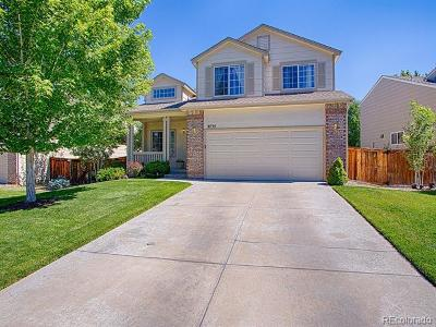 Highlands Ranch Single Family Home Active: 9735 Castle Ridge Circle