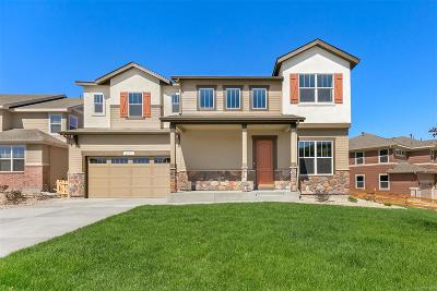 Castle Rock Single Family Home Active: 2243 Purple Finch Court