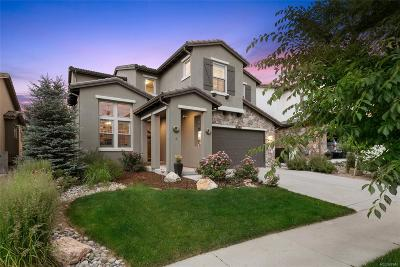 Lakewood Single Family Home Under Contract: 2375 South Lupine Street