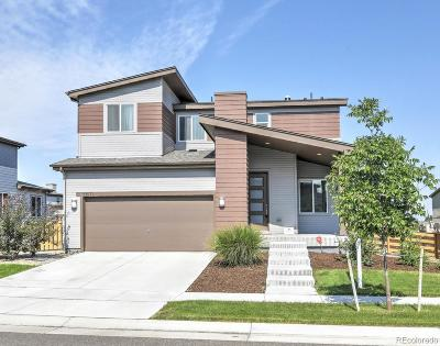 Commerce City Single Family Home Active: 10071 Truckee Street