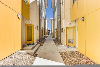Denver Condo/Townhouse Active: 3132 West 19th Avenue #3