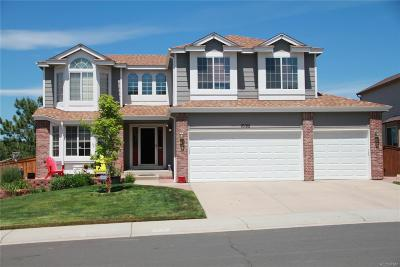Highlands Ranch Single Family Home Under Contract: 10155 Silver Maple Circle
