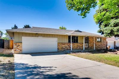 Aurora, Denver Single Family Home Under Contract: 12006 East Alaska Avenue