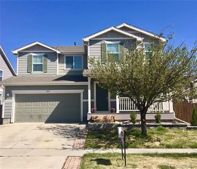 Brighton Single Family Home Active: 4947 Longs Peak Street