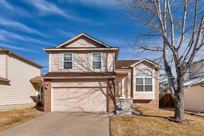 Thornton Single Family Home Active: 13088 Grape Court