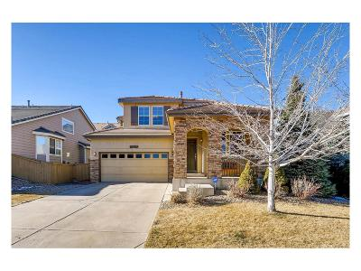 Highlands Ranch Single Family Home Active: 10707 Wynspire Way